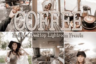 Fitness Lightroom Presets - COFFEE -