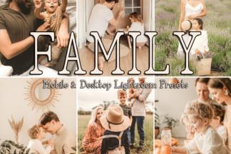 Fitness Lightroom Presets - FAMILY -