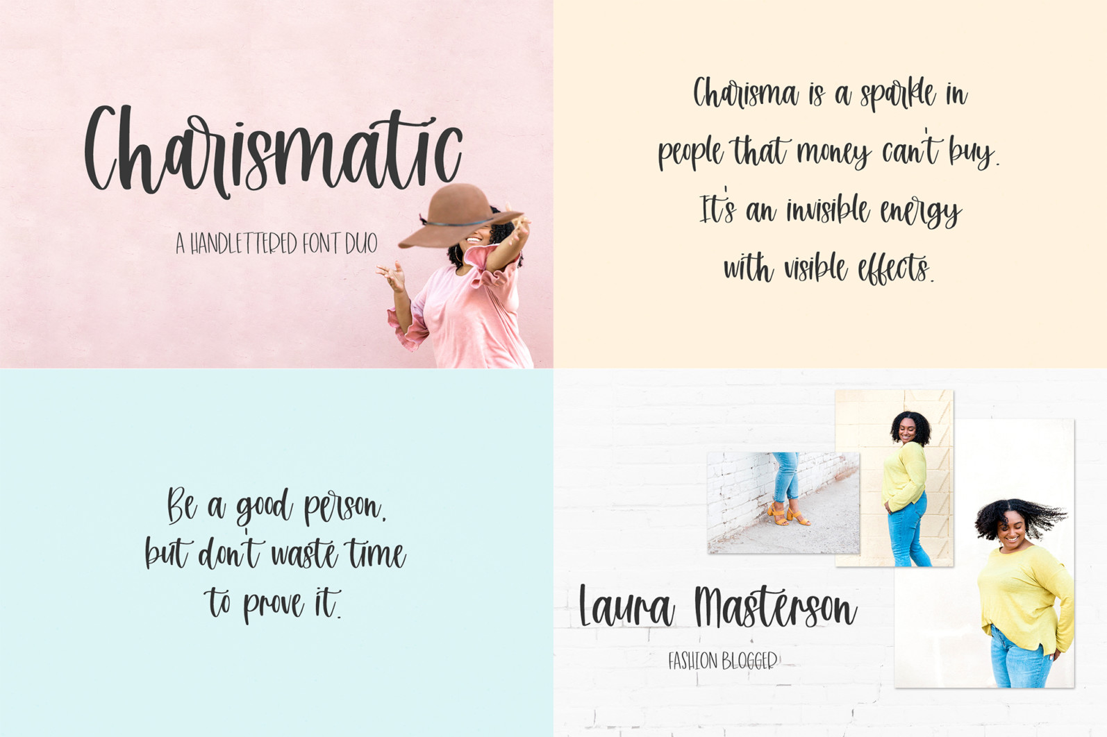 The Bounce Calligraphy Font Bundle - 2 249 -