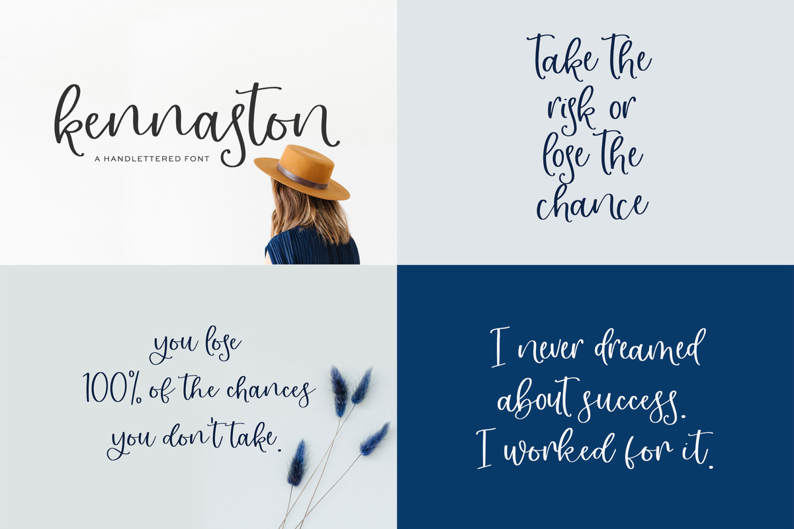 The Bounce Calligraphy Font Bundle - 6 160 -
