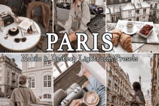 Fitness Lightroom Presets - PARIS -