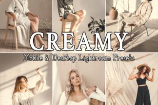 Fitness Lightroom Presets - CREAMY 8uz0ic -