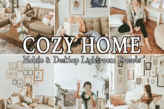 Fitness Lightroom Presets - COZY HOME -