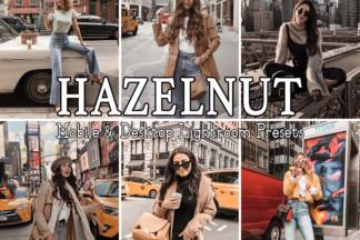 Fitness Lightroom Presets - HAZELNUT -