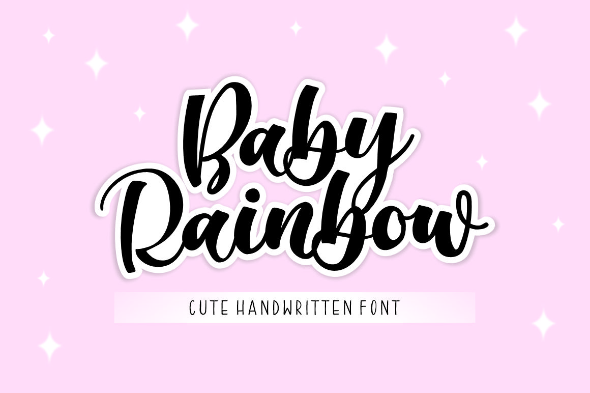 Baby Rainbow - 01 preview01 3 -