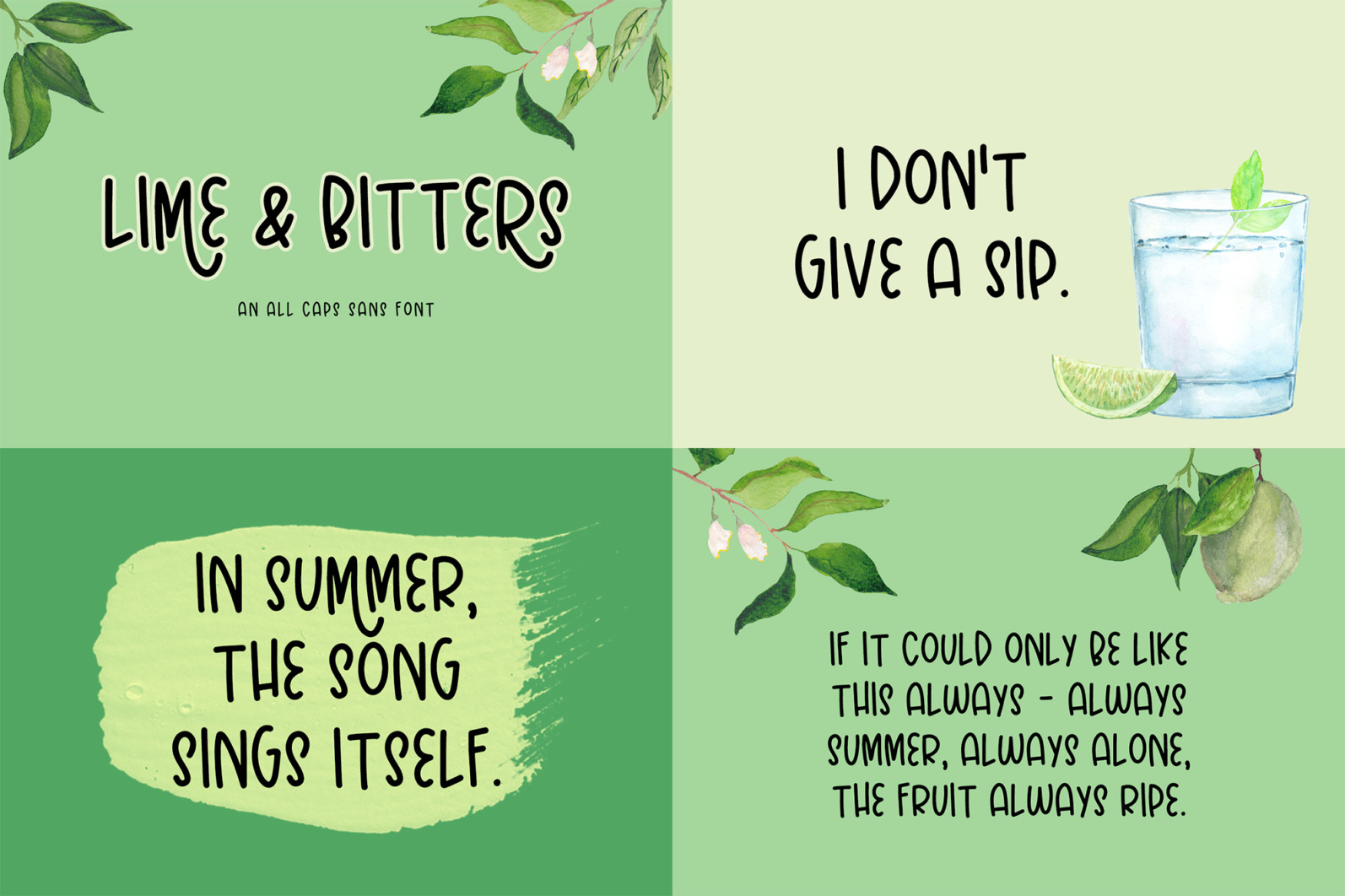 The Smooth Crafting Font Bundle - 5 82 -