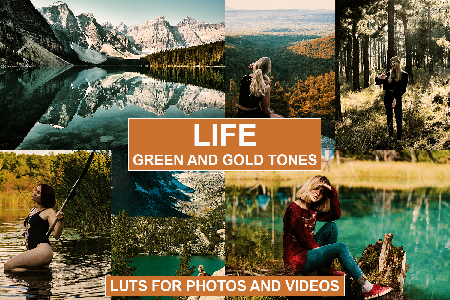 CINEMATIC Cocoa Green Film LUTS PACK for Videos / Moody / Travel - Untitled 1 61 -