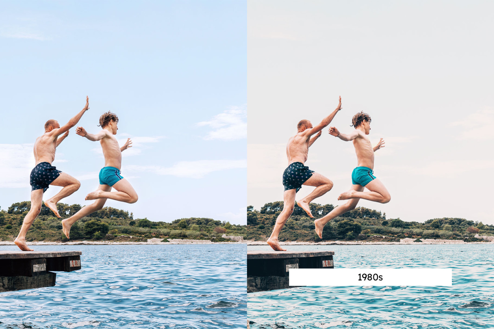 20 Lakeside Lightroom Presets and LUTs - 03 1 35 -