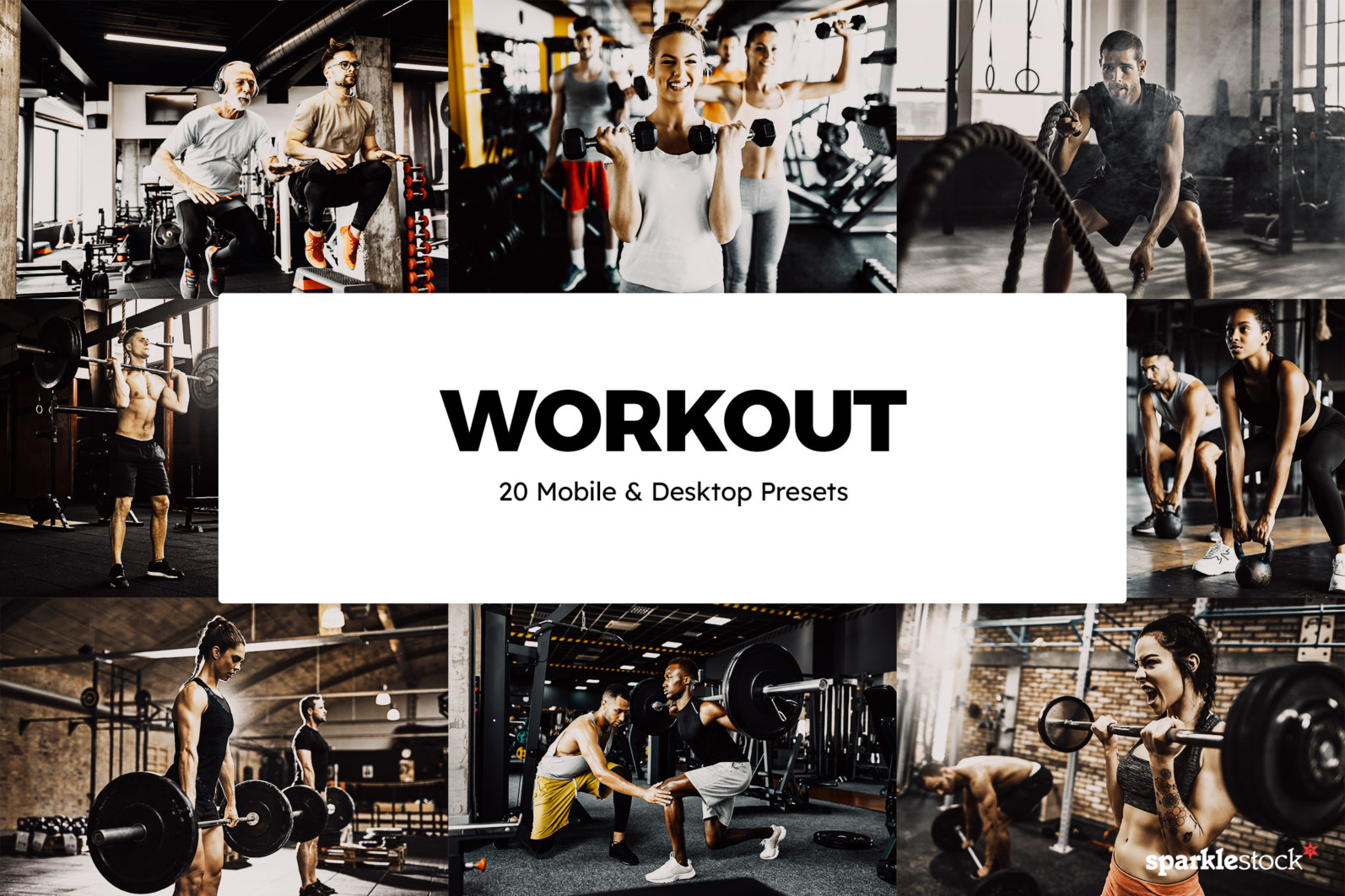 20 Workout Lightroom Presets and LUTs - 01 44 -