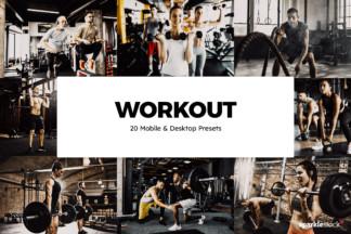 Fitness Lightroom Presets - 01 44 -