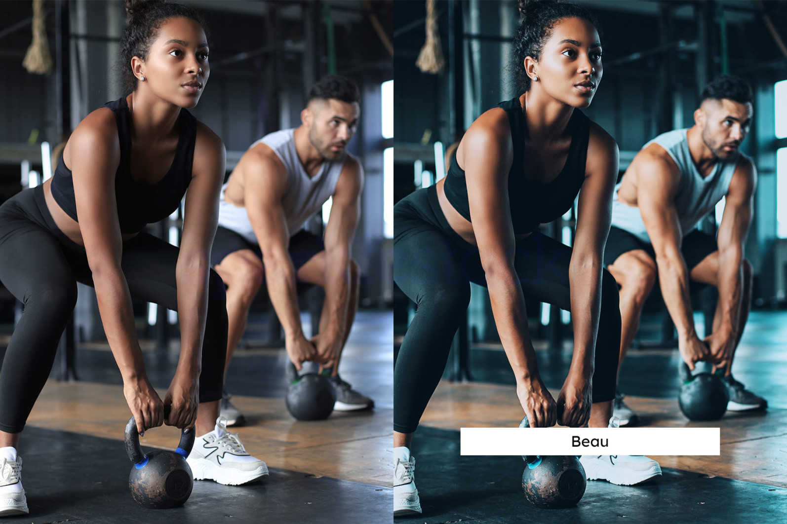 20 Workout Lightroom Presets and LUTs - 03 1 45 -