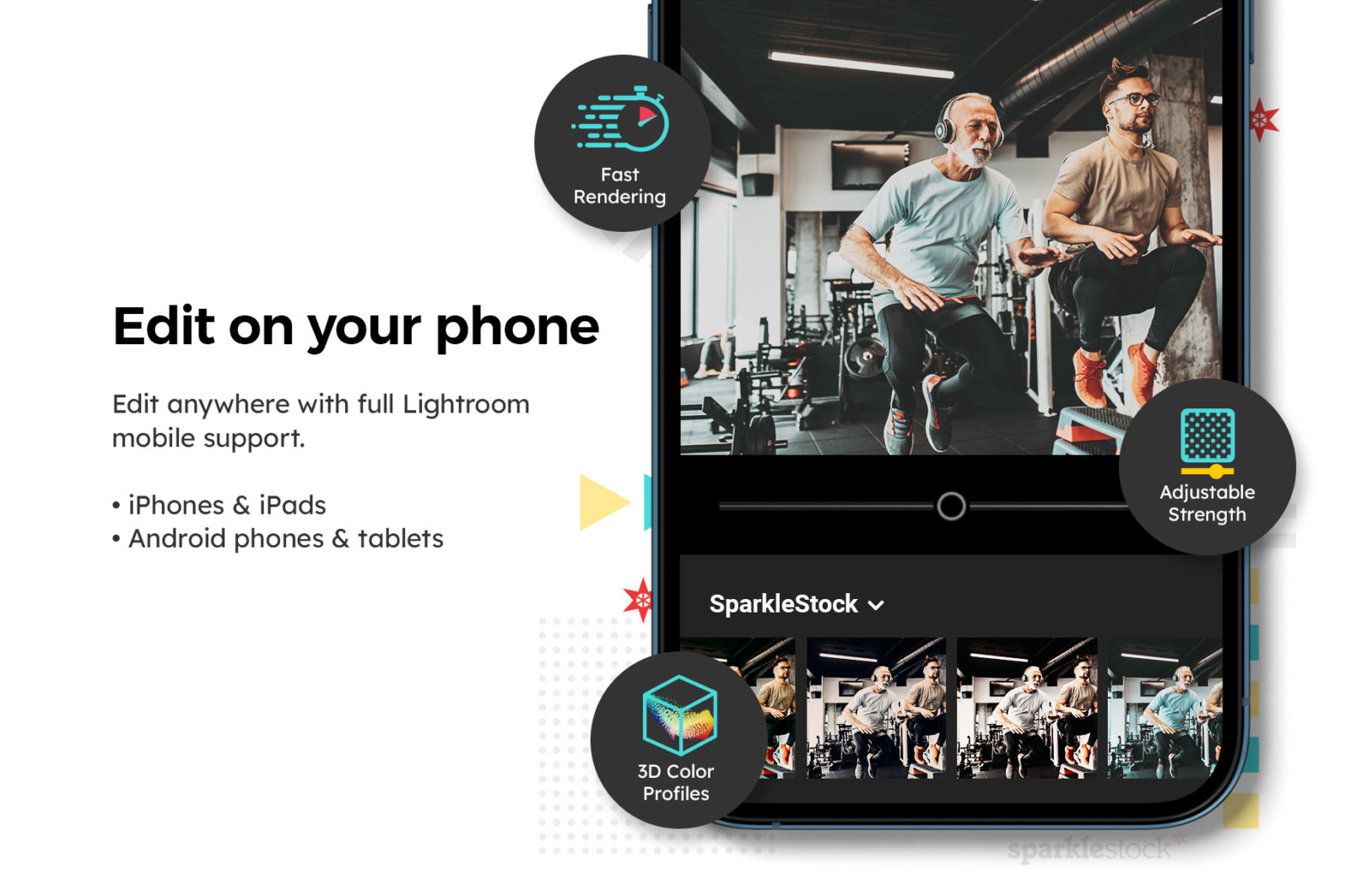 20 Workout Lightroom Presets and LUTs - 07 1 43 -
