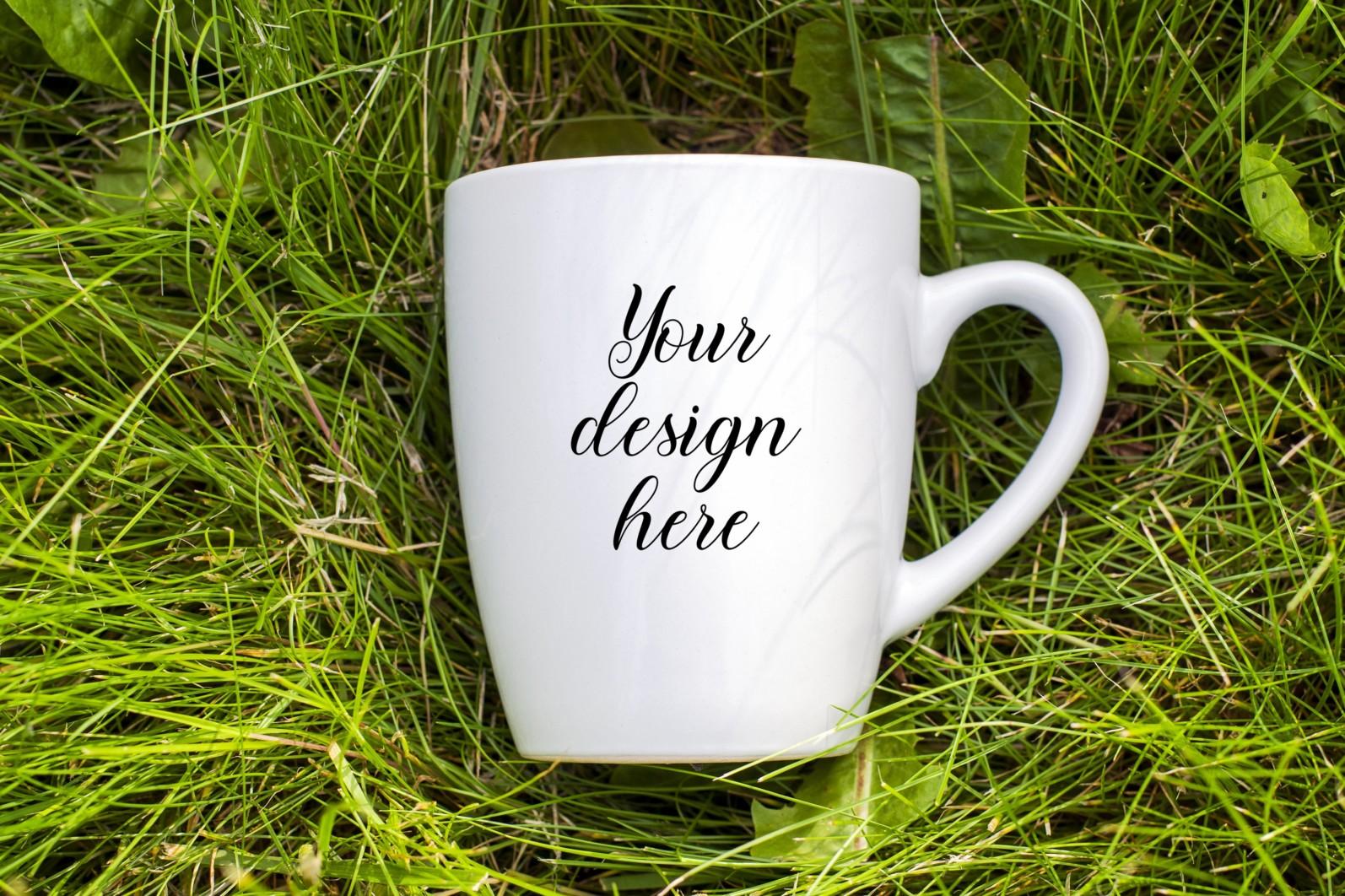 Coffee mug mockup bundle. Mug template bundle. PSD, JPEG files. - 3 1 1 scaled -