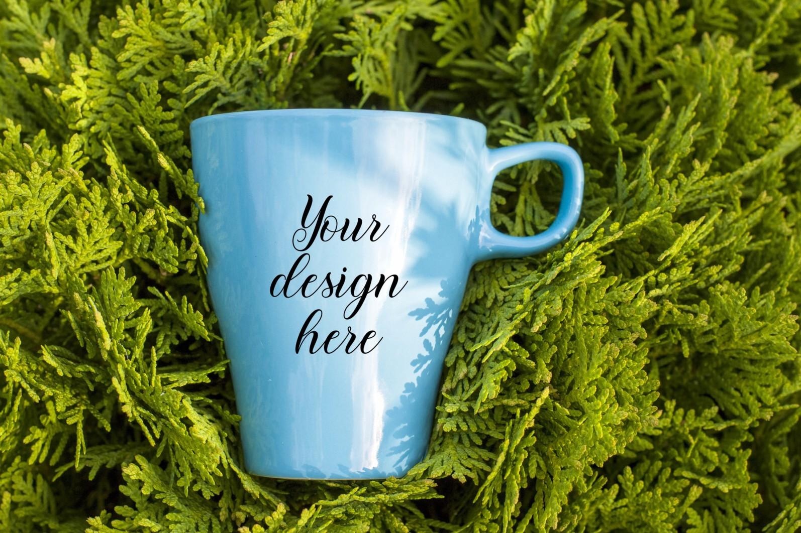 Coffee mug mockup bundle. Mug template bundle. PSD, JPEG files. - 5 1 1 scaled -