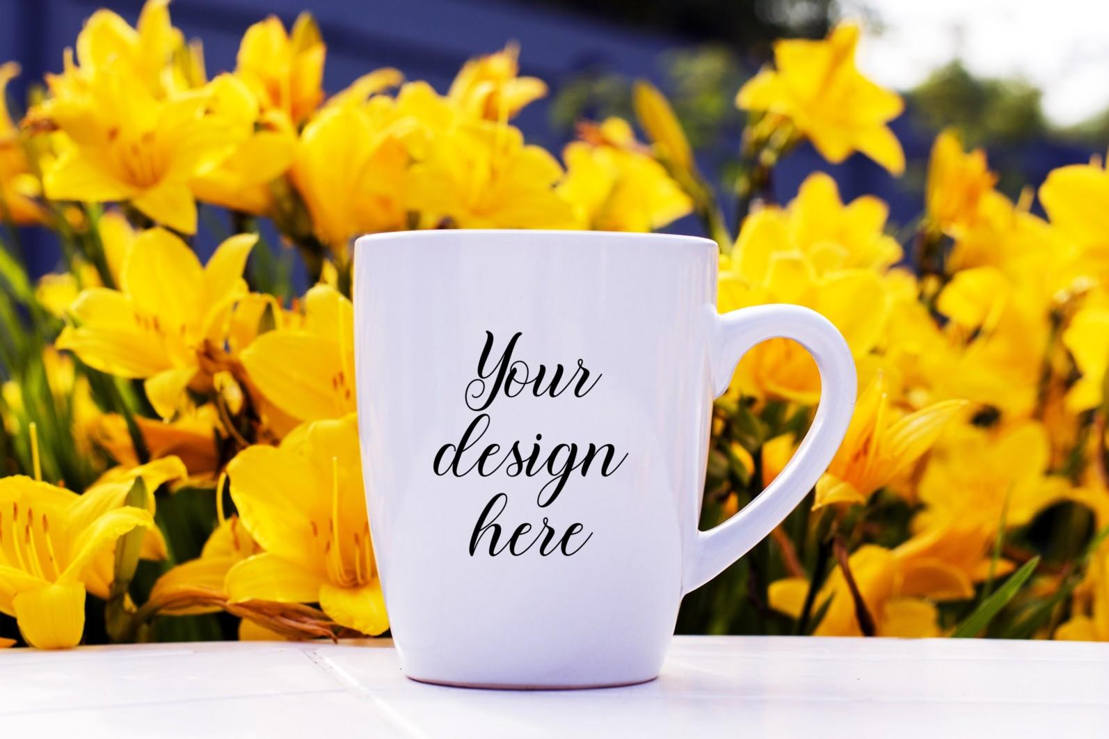 Coffee mug mockup bundle. Mug template bundle. PSD, JPEG files. - 7 1 1 scaled -