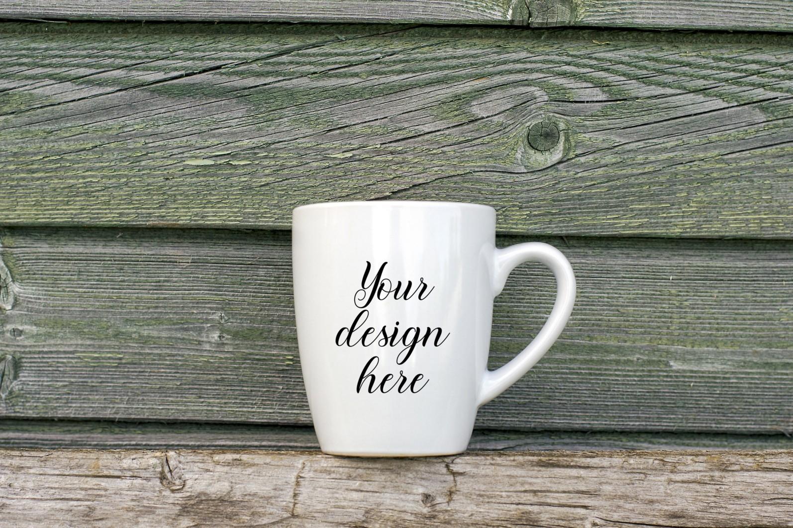 Coffee mug mockup bundle. Mug template bundle. PSD, JPEG files. - 10 1 1 scaled -