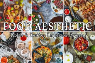 Fitness Lightroom Presets - FOOD AESTHETIC -