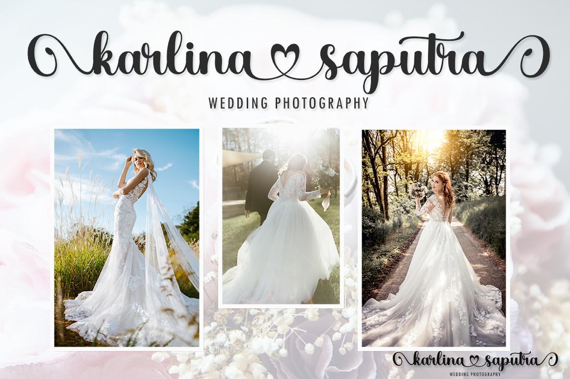 Gloding Sophia Script - 7 106 -