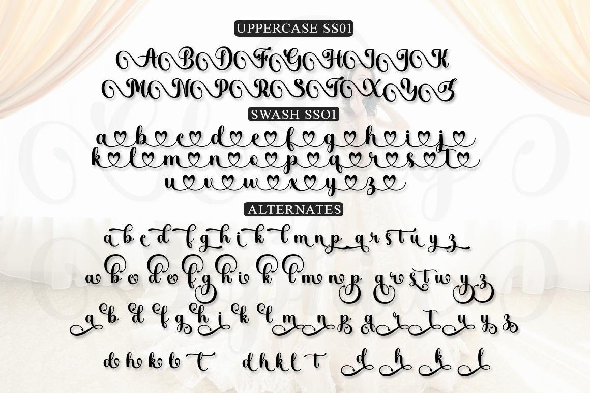 Gloding Sophia Script - 11 39 -