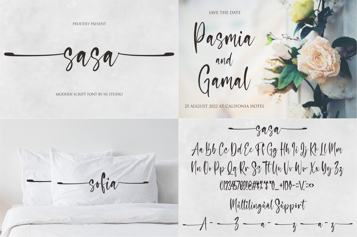 Swashy Font Bundle - Font Bundle 31 -