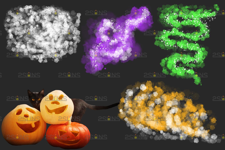 Halloween clipart & Halloween overlay, chains apple overlay, Blood splatter, Pumpkin overlay, snake - 003 9 -