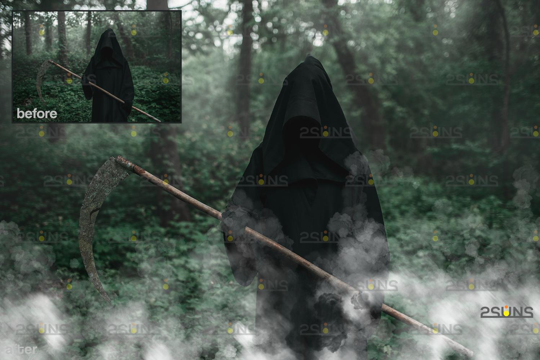 Smoke bomb overlay & Photoshop overlay: Smoke overlay, bombs, Gender reveal overlay, Smoke , Fog - 005 7 -