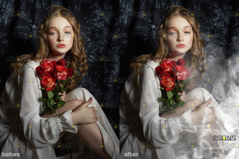 Smoke bomb overlay & Photoshop overlay: Smoke overlay, bombs, Gender reveal overlay, Smoke , Fog - 006 7 -