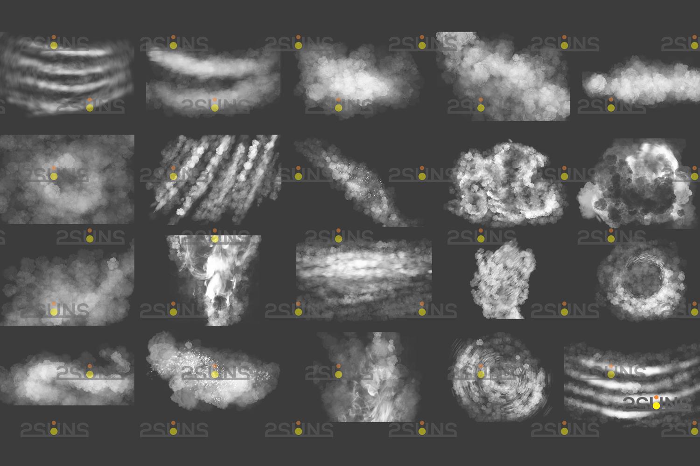 Smoke bomb overlay & Photoshop overlay: Smoke overlay, bombs, Gender reveal overlay, Smoke , Fog - 009 7 -