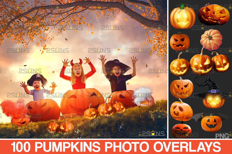 100 Halloween overlay & Pumpkin overlay, pumpkin clipart, Halloween backdrop, Pumpkin backdrop - 001 23 -