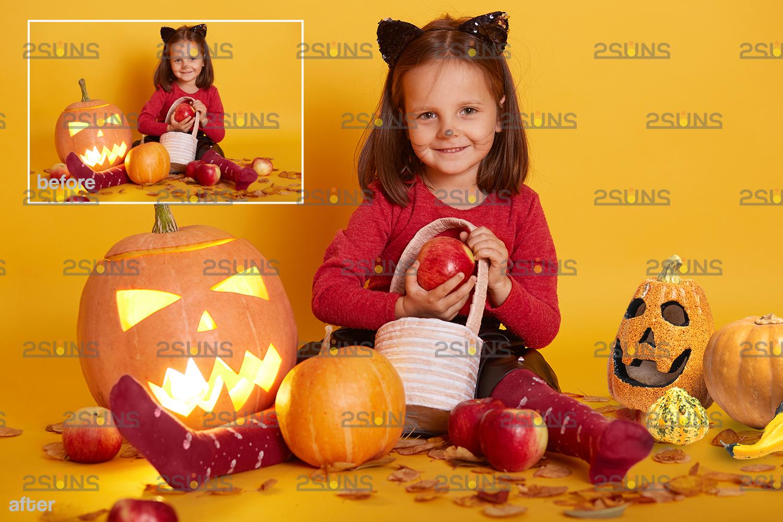 100 Halloween overlay & Pumpkin overlay, pumpkin clipart, Halloween backdrop, Pumpkin backdrop - 009 21 -