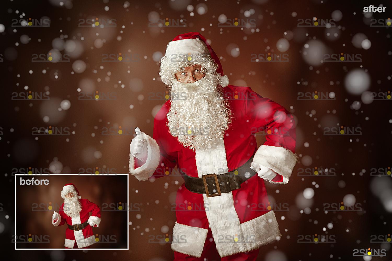 Snow flake overlays & Photoshop overlay: Falling Snow overlay, Winter overlays, Snow white clipart - 003 37 -
