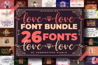 """<span style=""""display: none"""">Font Bundles</span> - 1 273 -"""