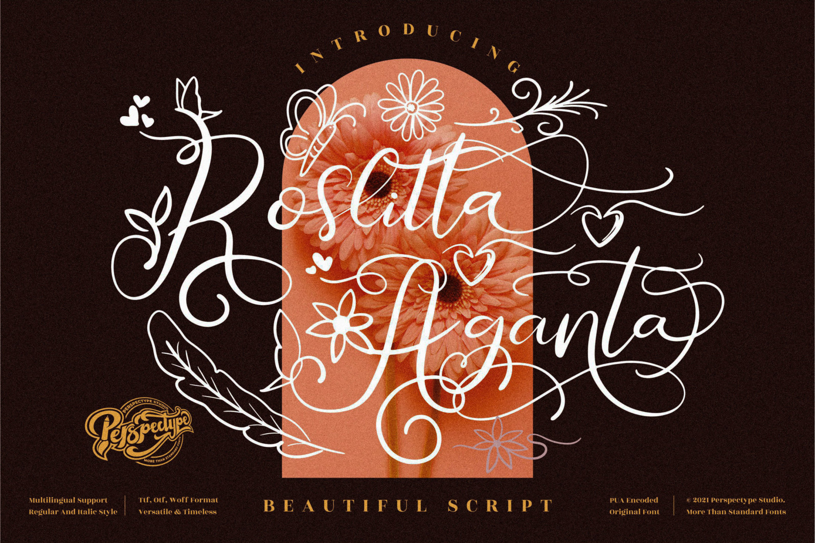 Love love Font Bundle from Perspectype Studio - 5 146 scaled -