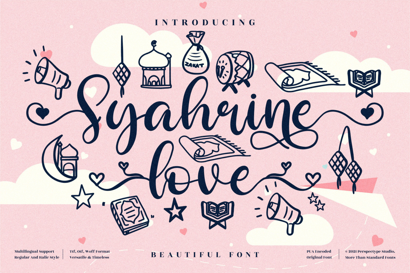 Love love Font Bundle from Perspectype Studio - 25 1 scaled -