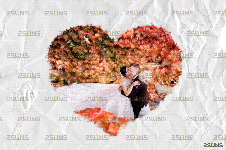 Watercolor overlay & Photoshop overlay: Mothers day overlay, Photoshop watercolor brushes, Maternity - 008 60 -