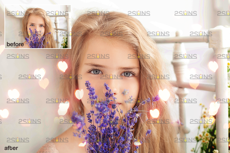 Valentine overlay & Photoshop overlay, Bokeh,Valentine digital, Valentine clipart,valentines day png - 004 73 -