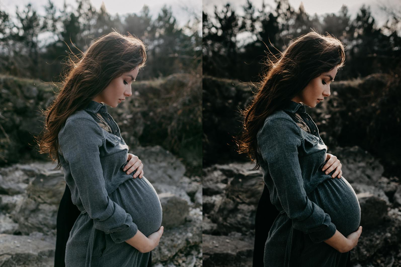 20 x Lightroom Presets, Maternity Presets, Outdoor Presets, Warm Presets, Portrait Presets - 2 Maternity 2 -