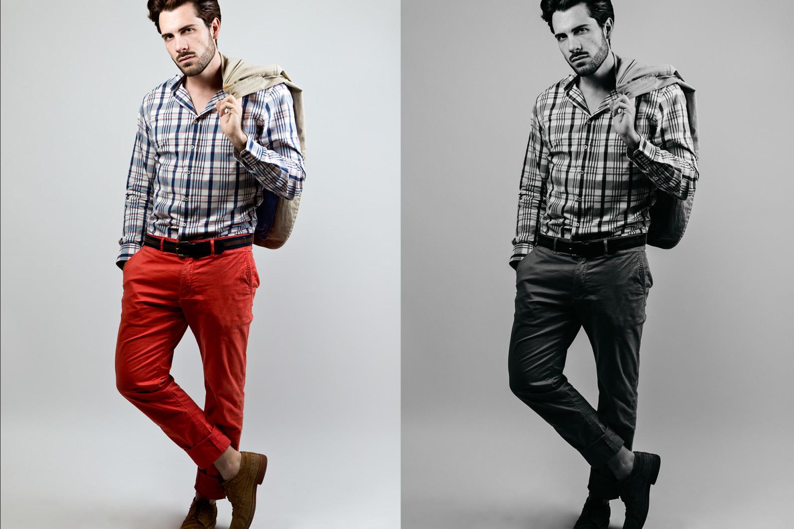 15 x Lightroom Presets, Monochrome Men Presets, Black and White Presets, Portrait Presets - 1 Monochrome Men 1 -