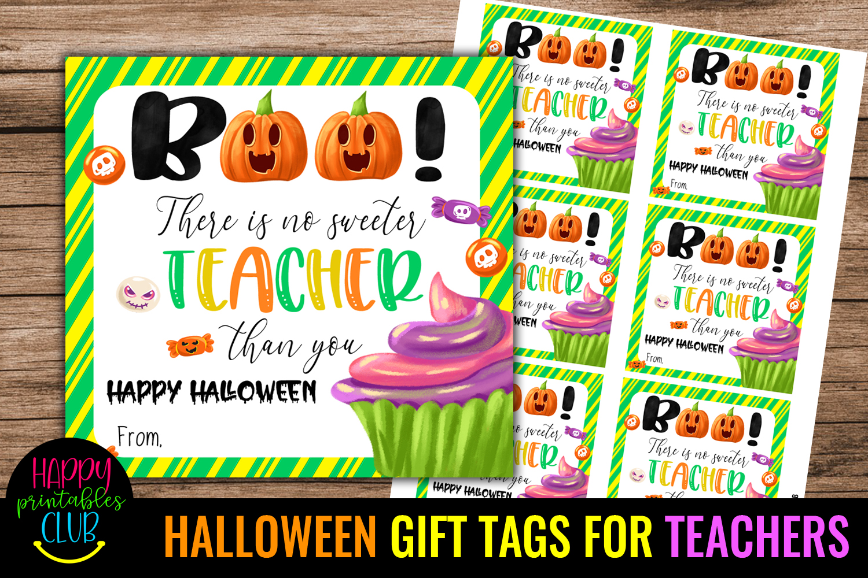 Halloween Gift Tags for Teachers- School Halloween Gift Tags - HALLOWEEN GIFT TAGS FOR TEACHERS SCHOOL HALLOWEEN GIFT TAGS FOR TEACHERS -