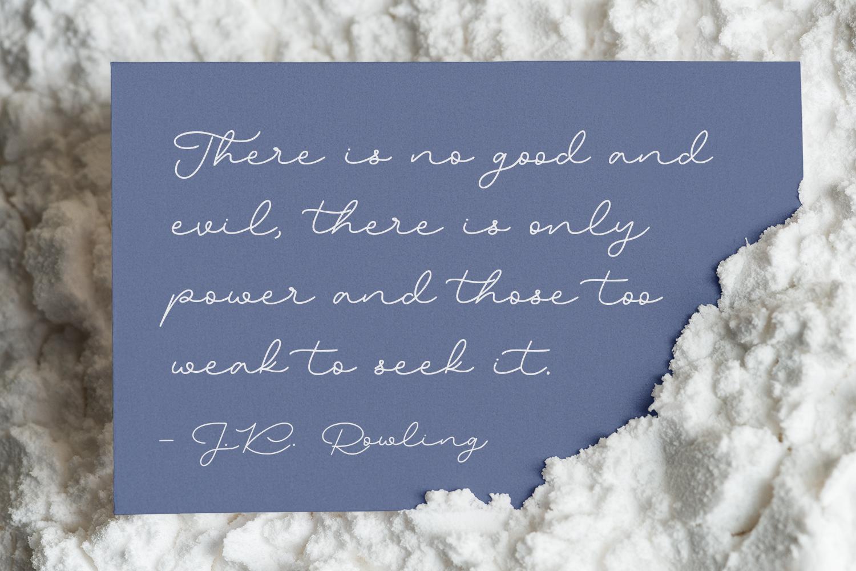Hockleys Script Font - Hockleys Preview6 -