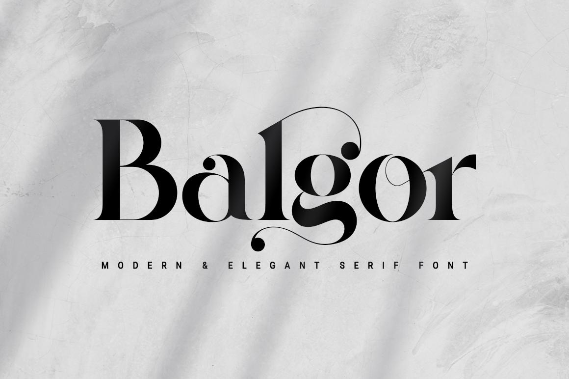 Balgor - Balgor 01 -