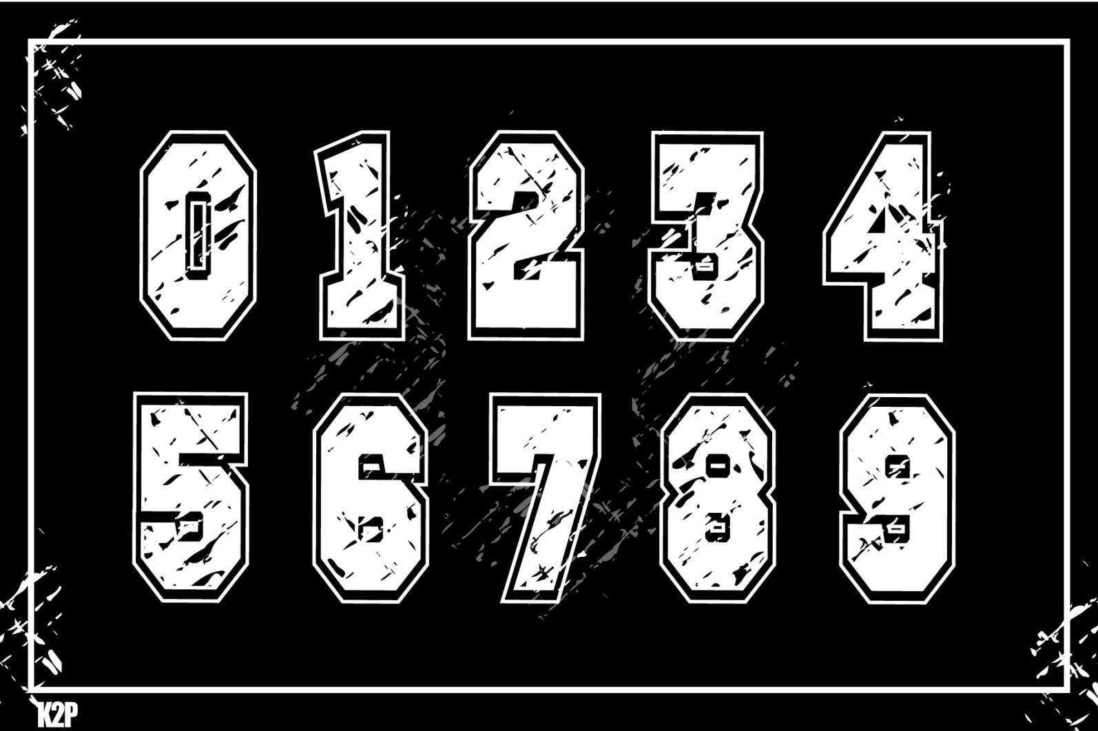 Grunge College 2 layers SVG Cut Files - GRUNGE COLLEGE AD7 -