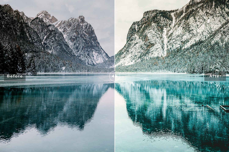 Reflection Mobile & Desktop Lightroom Presets - Preview 5 53 -