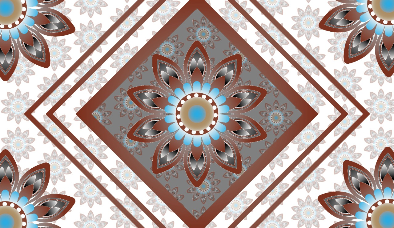 The Most cool Pattern Flower Model v2 - -