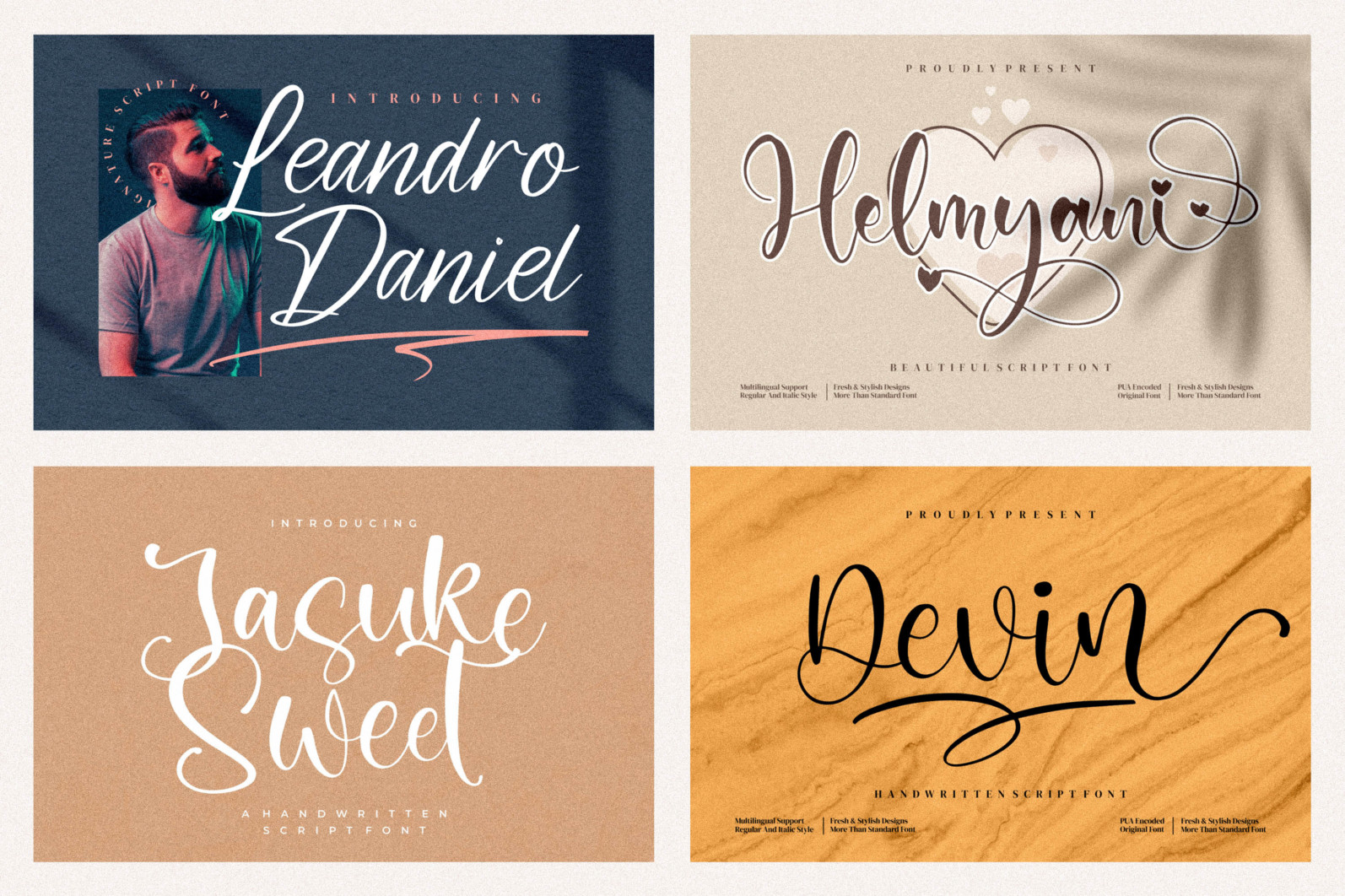 Spectacular All Collection Mega Font Bundle Handwritten - 3 551 scaled -