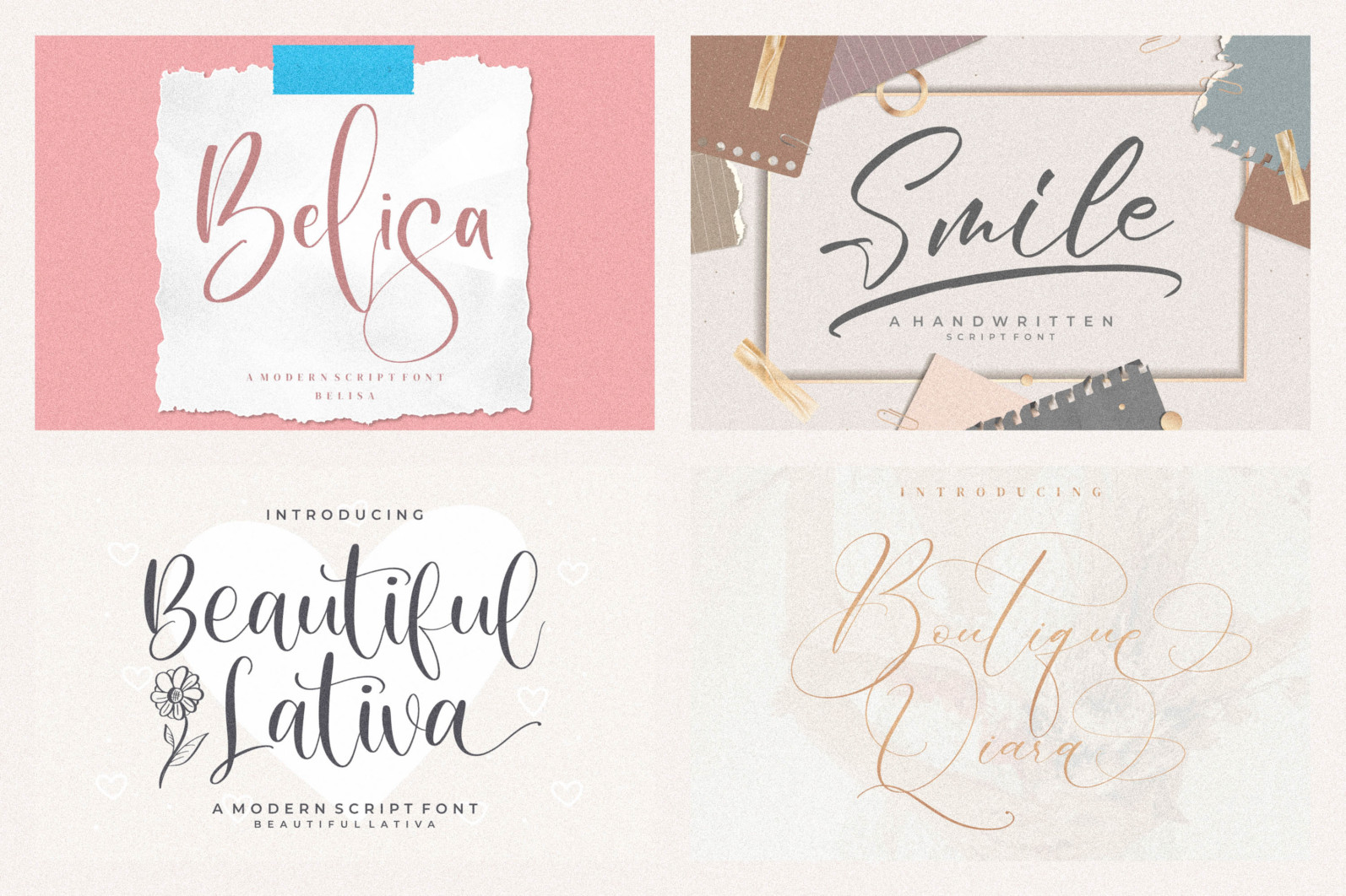 Spectacular All Collection Mega Font Bundle Handwritten - 5 277 scaled -