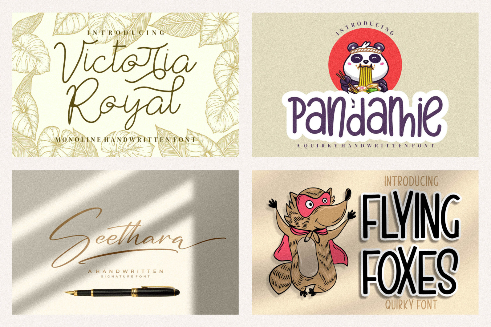 Spectacular All Collection Mega Font Bundle Handwritten - 7 257 scaled -