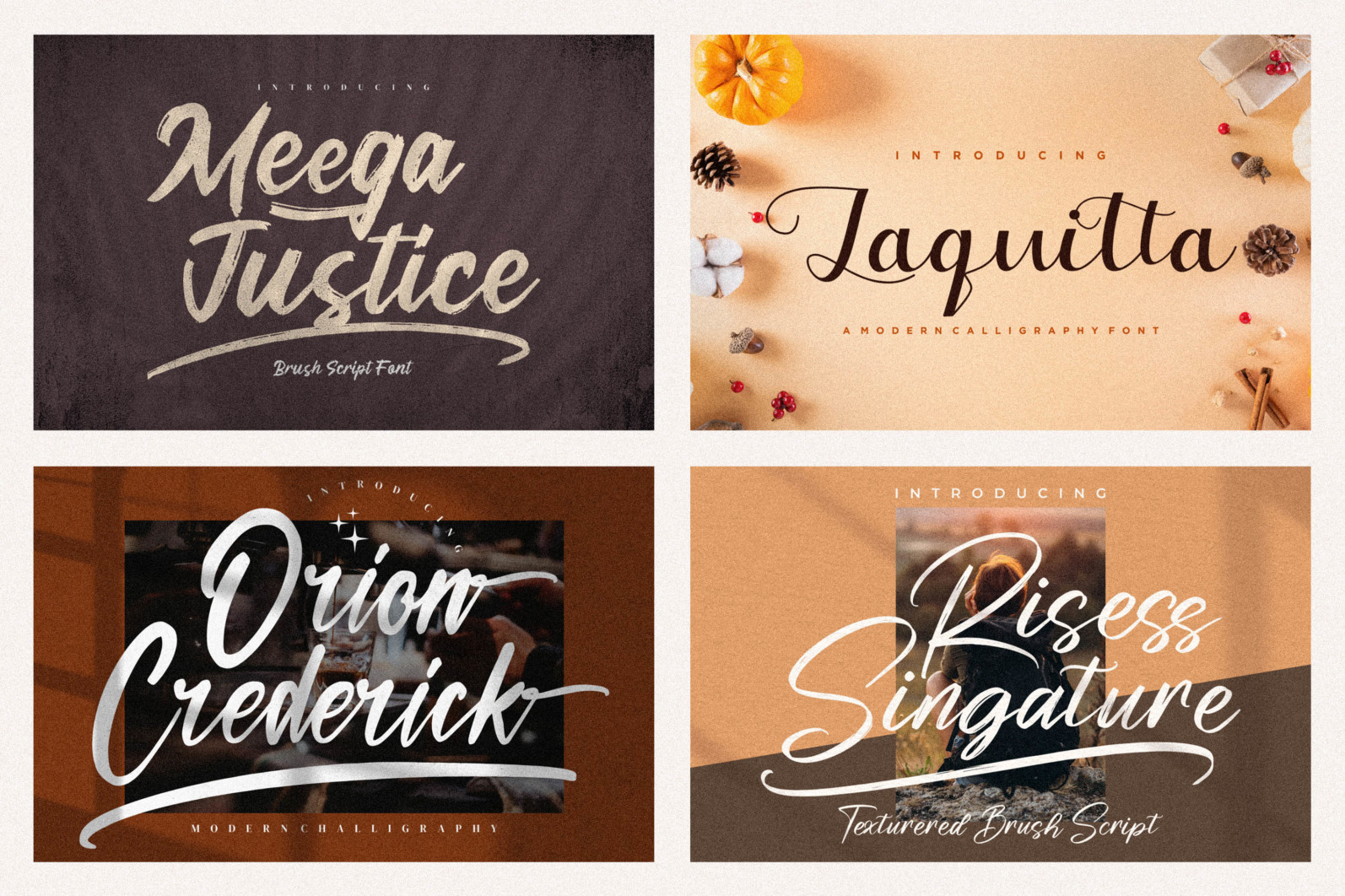 Spectacular All Collection Mega Font Bundle Handwritten - 9 135 scaled -