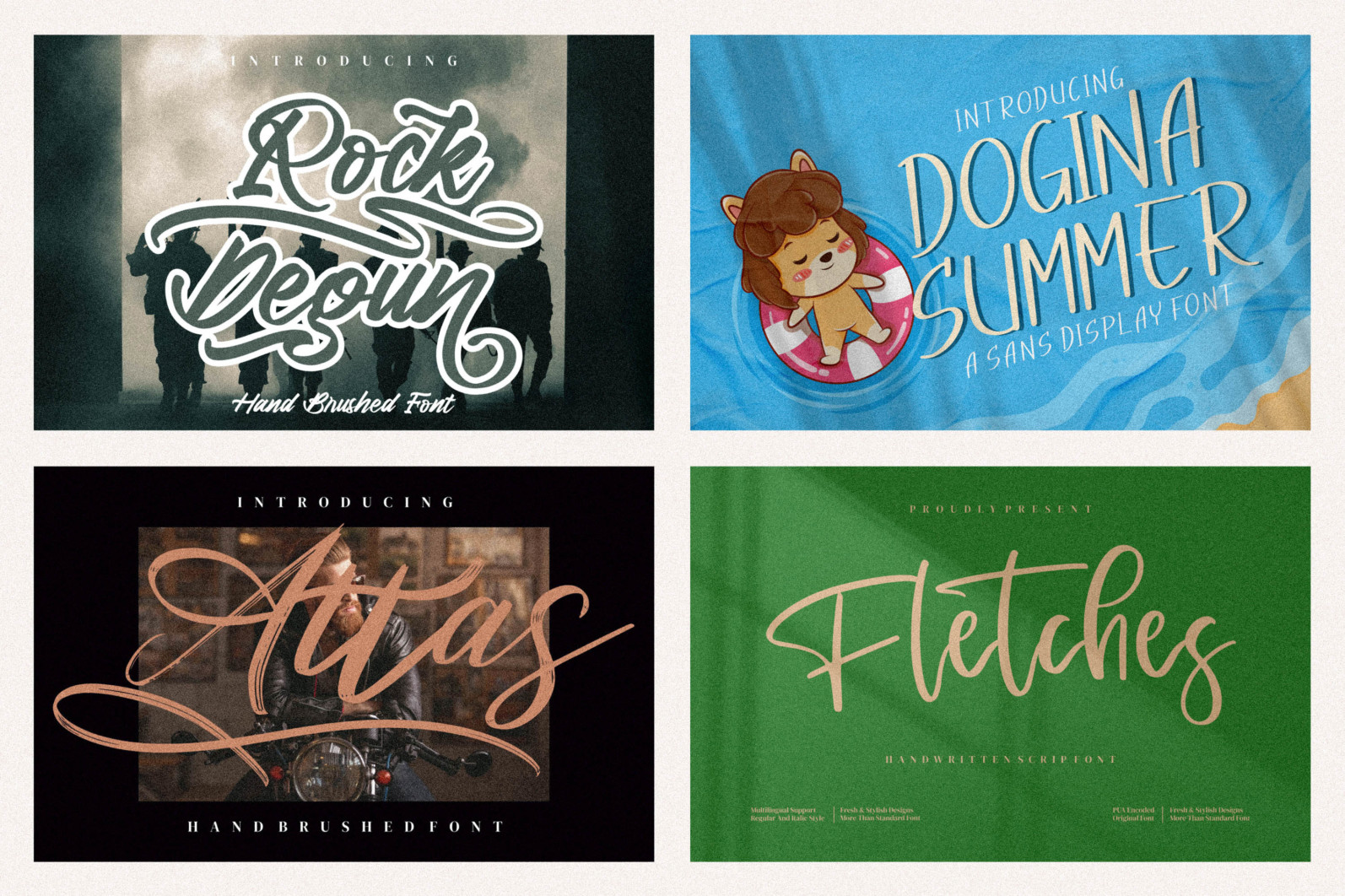 Spectacular All Collection Mega Font Bundle Handwritten - 14 34 scaled -