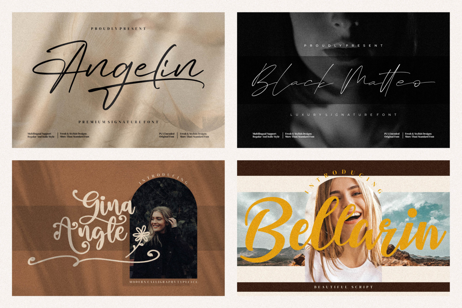 Spectacular All Collection Mega Font Bundle Handwritten - 15 11 scaled -
